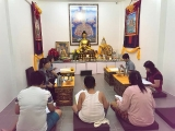 Weekly Puja in Puja House Bentong on Thursdays at 8pm. Please join!