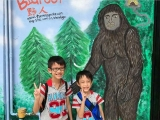 Everybody likes Bigfoot! See you in Bentong!