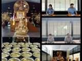 Dukkar Puja in Wisdom Hall, to purify the karma for being wrongly accused such as in arguments or legal cases and protects those who travel frequently. Find out more here: http://www.kechara.com/kechara-house/pujas/dukkar-puja/ and here: https://www.vajrasecrets.com/dukkar-chakra