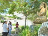 Visit Kechara Forest Retreat, Bentong, Pahang and be blessed in many ways. Open daily from 10am till 5pm. Shared by P. Antoinette
