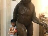 Do you know where you can find this Bigfoot in Bentong? This boy has met both, Bigfoot and Dorje Shugden!