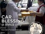 Are you driving to Kechara Forest Retreat for Wesak? Get your vehicle blessed with prayers by our wonderful Pastors for safe & protected journeys. Learn more here: http://bit.ly/2Um7X2C