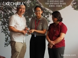 Glimpses of Wesak Day celebration at Kechara Forest Retreat.