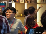 Glimpses of Wesak Day celebration at Kechara Forest Retreat