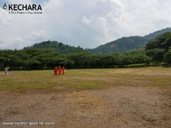 The monks blessing Kechara Forest Retreat land http://bit.ly/30IFmsJ