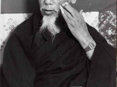 H.H. Kyabje Zong Rinpoche