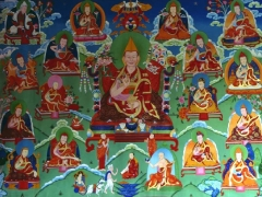 H.H. Kyabje Trijang Rinpoche and His Previous Lives