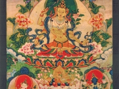 Manjushri (Four-Armed)