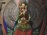 Buddha Goddess Dukkar. Beautiful image.