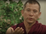 Venerable Geshe Puntsok speaks so well in both Tibetan and English: https://www.youtube.com/watch?v=idQF6_6BD6s and https://www.youtube.com/watch?v=OZ-jCJQWMMs&t=0s