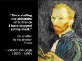 Did you know this about Vincent van Gogh?