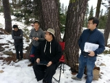 We had a nice visit at Mt Shasta, a holy area in Northern California and did a good puja there: http://www.tsemrinpoche.com/?p=107430