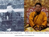 Previous lives do resemble current lives especially if they are a recognized incarnation. If notice how similar the previous and current Trijang Rinpoche looks. The eyes, bone structure, expression, long neck, thin and overall look. Beautiful. I\'ve seen this phenomena over and over in many Rinpoche incarnations. Especially when you compare them with pictures of previous and current lives at around the same ages. Something powerfully karmic about this. Tsem Rinpoche