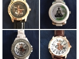 I am in the process of creating beautiful Dorje Shugden and Kechara Forest Retreat watches at this time. So we can take precious protector and Kechara Forest Retreat wherever we go and be blessed everytime we see what time it is. 