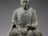 This is a 2nd-3rd Century Pakistan-Gandhara period Shakyamuni carving. It is exquisite. It conveys the serenity of Lord Buddha\'s enlightenment so perfectly. Tsem Rinpoche