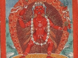 Lady Buddha Diamond Dakini Vajra Yogini, you appear in so many forms, guises and methods out of great compasion to bring me to your paradise of Kechara heaven. Bless me to waste no more time and engage in my spirituality thoroughly and may I see your coral visage soon. Bless me that I surrender all my games, attachments, projections and endless chasing of all that is futile in samsara now.... Tsem Rinpoche