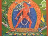 Why seek anything else when you have the illustrious practice of Vajra Yogini from the lineage of the Crazy Wisdom Mahasiddha Naropa? Nothing in samsara created by ordinary men can surpass the practice of Vajra Yogini elucidated to us by the Buddha. Nothing in samsara's knowledge no matter how incredible can surpass the knowledge embodied in the dharma by the Buddha. Samsara knowledge is limited. When we study Buddha's knowledge (Dharma) it guarantees our future with no limitations. Spend more time studying dharma than samsaric knowledge. Why even compare? Surrender samsara as death and loss are it's only results and engage in Dharma practice all the way. Vajra Yogini is dharma and dharma is Vajra Yogini. Give everything for Vajra Yogini's practice. Start now as a preliminary practice even without initiation (blog article: Starting on Vajra Yogini Now- http://www.tsemrinpoche.com/?p=4395). Humbly, Tsem Rinpoche