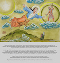 I had this painting commissioned. Please read more here on this great master-