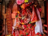 Beautiful and sacred Vajra Yogini in Pharping, Nepal. The caretaker said it was owned by the Great Marpa the translator who was the guru of Milarepa. Wow.