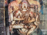 This is a very sacred statue of Buddha Chenresig (Avalokitesvara/Kuan Yin) that manifested many miracles in North India. Read and see more pictures and understand the background here: http://www.tsemrinpoche.com/?p=153802