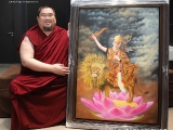 Beautiful 2018 Wesak Day gift of a Vietnamese style Dorje Shugden. Absolutely beautiful. Free download here:http://www.tsemrinpoche.com/tsem-tulku-rinpoche/art-architecture/which-dorje-shugden-style-is-your-favourite.html