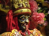 Drashi Lhamo: The Protectress with the Rolled Out Tongue-   http://www.tsemrinpoche.com/?p=162307