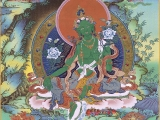 Mother Tara, Dorje Shugden and Gonpo Tramsuk