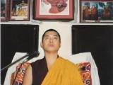 Tsem Rinpoche teaching around 20 years back in Wisdom Centre Kuala Lumpur.