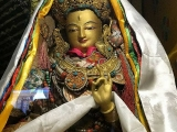 This sacred Tara at Phelgyeling Monastery in Nepal has spoken several times the monks said.