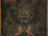 Black Garuda. 18th century. U (Central Tibet). Tradition Gelug