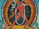 Beautiful Vajra Yogini