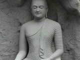 Beautiful Lord Buddha carving which is so elegant. Tsem Rinpoche