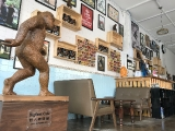 NEW Bigfoot cafe in Malaysia! Food is delicious!- https://bit.ly/2VxdGau
