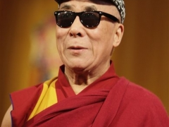 """If you think you are too small to make a difference,