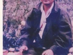 My father, Lobsang Gyatso