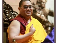 Life is not something that has ever excited me, but dharma always did.~Tsem Rinpoche From: June Tang (Khjb)