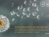 Make Someone's Life Better With A Prayer ~ www.vajrasecrets.com .  YEO KWAI GIN ( KKSG )