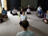 Fundamental Meditation by Pastor Tat Ming at Kechara Forest Retreat  - 27/8/16 - Jill Yam