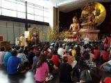 Merdeka Day in Wisdom Hall, Kechara Forest Retreat, Bentong, Malaysia