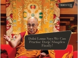 H.H Dalai Lama said we can free to practice Dorje Shugden. Jason KKSG