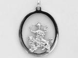 Beautiful Dorje Shugden Pendant.http://www.vajrasecrets.com/dorje-shugden-stainless-steel-oval-pendant Jason KKSG