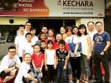 A meaning Saturday volunteering at Kechara Soup Kitchen. NgJesvin.KSDS