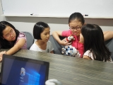 Kids bond to each other. They share and create way of thinking. KSDS / Wong