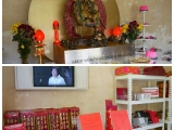 Offer prayers and offerings at Gyenze Chapel , Kechara Forest Retreat. Open 24 hrs a day, 7 days a week. bit.ly/2dXYMB5 Lucy Yap