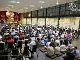 H.E. the 25th Tsem Rinpoche gave a powerful teaching on the importance to create merits for our spiritual practice and for our life! Join the Dorje Shugden Puja every first Friday of the month!