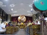 Memorable Dorje Shugden Puja in Wisdom Hall, Kechara Forest Retreat, December 2016