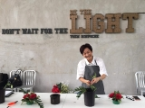 Be the light in Kechara Forest Retreat with Li Kim!