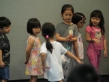 Kechara Sunday Dharma school class 4 to 6 years old. StellaC