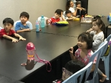KSDS youngest group age 3-6 years old learn dharma together and share happiness with each other. Alice Tay, KSDS