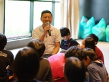 We are pleased to welcome Dr Hank, a veterinary, shared his experience & reasons to take care and love the animals. This is the first time he joining as a volunteer of WOAH Camp organized by KSDS. Alice Tay, KSDS